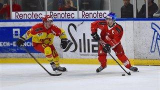 Hockey: Sierre et Martigny ont de nombreuses histoires communes avant de s'affronter en finale
