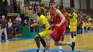 Basket: le BBC Monthey-Chablais flirte avec l'exploit face aux Lions de Genève (87-98)