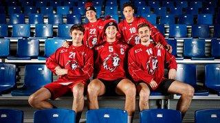 Hockey: neuf Valaisans disputeront la finale des juniors élites A