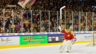 Hockey: le HC Sierre reste le patron sur sa glace