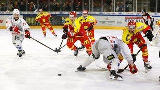 Hockey: le HC Sierre mène 2-1 dans la série face au HCV Martigny