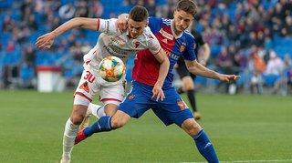 Football: Aioub Abdellaoui et Alexandre Song relégués en moins de 21 ans au FC Sion