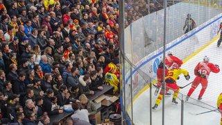 Hockey: «Cette finale entre Sierre et HCV Martigny, c'est la Foire du Valais en hockey…»