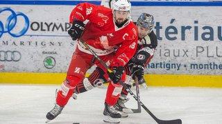 Hockey: le recours déposé par le HCV Martigny a été rejeté