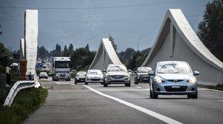 Valais: pas de projet pilote pour rouler à 140 km/h sur l'autoroute