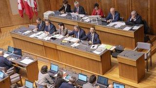 Valais: il n'y aura pas deux conseillers d'Etat dans le même district en 2021