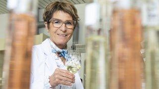 Corinne Clavien-Défayes, la femme qui a dégusté plus de 600'000 vins du Valais