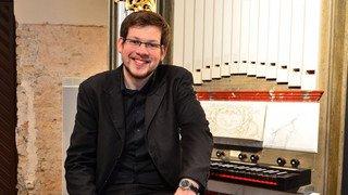 Saint-Maurice: le nouvel organiste titulaire de l'Abbaye nommé