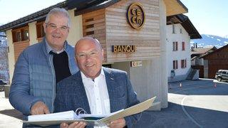 Chermignon: dernière banque coopérative indépendante du canton, la CECM envisage l'avenir avec sérénité