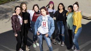 Martigny: huit adolescentes gagnent un prix suisse pour leur film sur le harcèlement