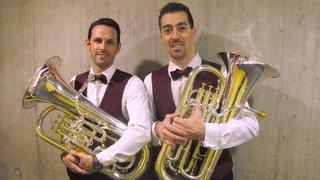 Inédit: 24 euphonistes valaisans réunis sur un CD pour la bonne cause