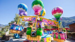 Valais: les nouveautés des parcs d'attraction