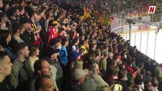 Hockey: 3e acte des finales de promotion entre Sierre et Martigny