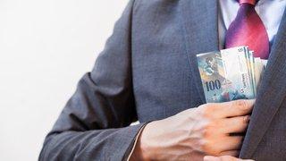 Gérant indélicat à Sion: le préjudice risque de dépasser les 3 millions de francs
