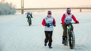Martigny: elles ont surmonté le froid polaire pour la bonne cause