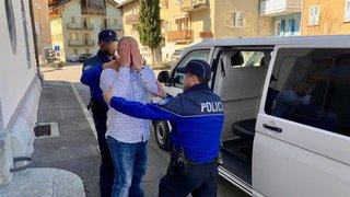 Le Bouveret: cinq ans de prison pour le vol de 650 000francs dans un bancomat