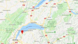 France: un corps criblé de balles retrouvé dans une commune proche du Lac Léman