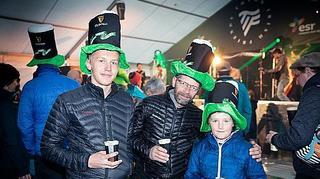 Thyon: sept groupes rythment le festival irlandais