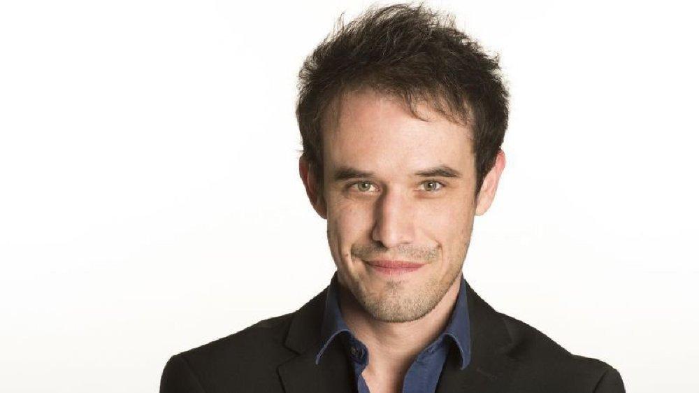 Xavier Lambiel, responsable de l'actu et membre de la rédaction en chef.