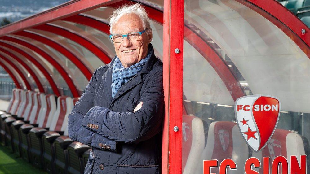Le banc de touche du FC Sion s'est modernisé, le record de longévité de Jean-Claude Donzé tient toujours.