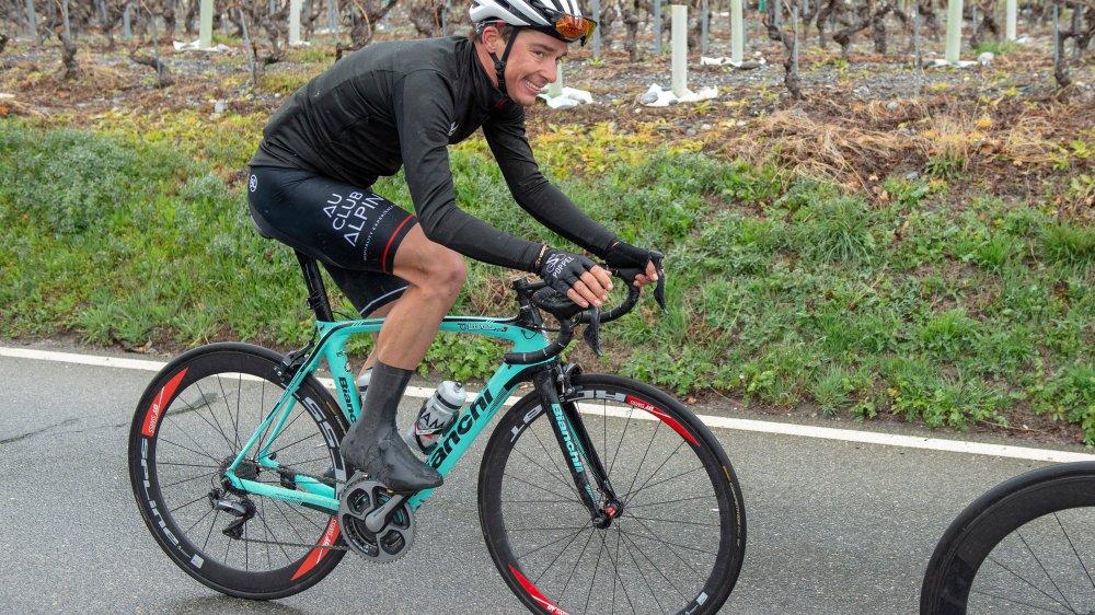 Cyclisme: Simon Pellaud gagne la première étape du Tour du Loir-et-Cher