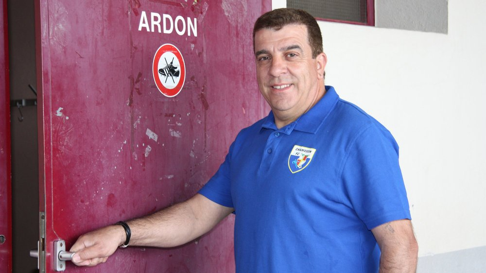Ce samedi, la porte du vestiaire du FC Ardon demeurera fermée pour l'entraîneur du FC Chamoson.