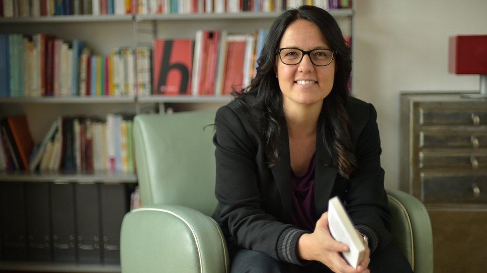 La Valaisanne Caroline Dayer est experte en prévention des violences notamment sexistes et sexuelles, formatrice et autrice. Elle est notamment chargée de faire de la prévention dans les écoles romandes.