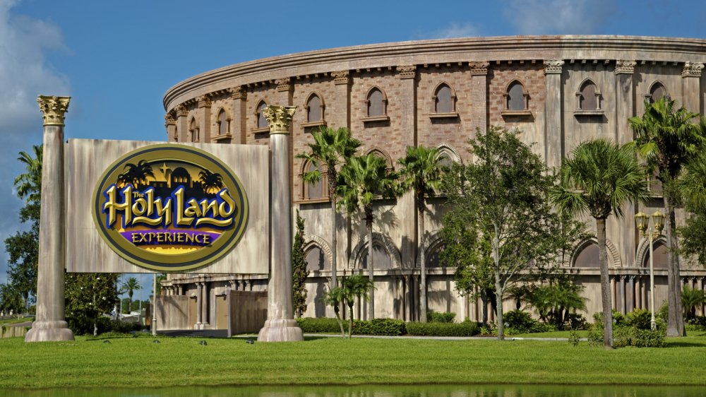 Orlando. Holy Land tente de concurrencer Disney et les Studios Universal.