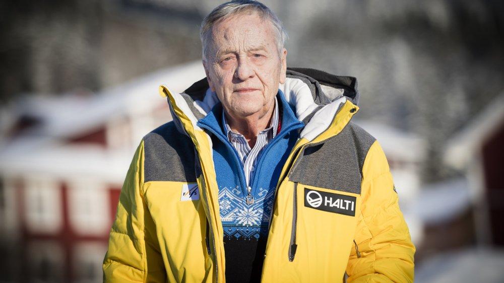 Le président de la FIS Gian Franco Kasper assure avoir été touché par l'action de Daniel Yule.