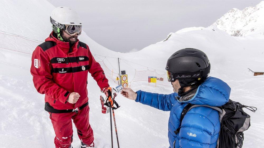 Montagne Pro permettra d'avoir un accès direct aux données des professionnels de la montagne et facilitera les contrôles sur le terrain.