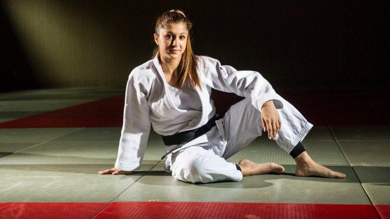 Priscilla Morand a décroché une onzième médaille en Coupe d'Europe.