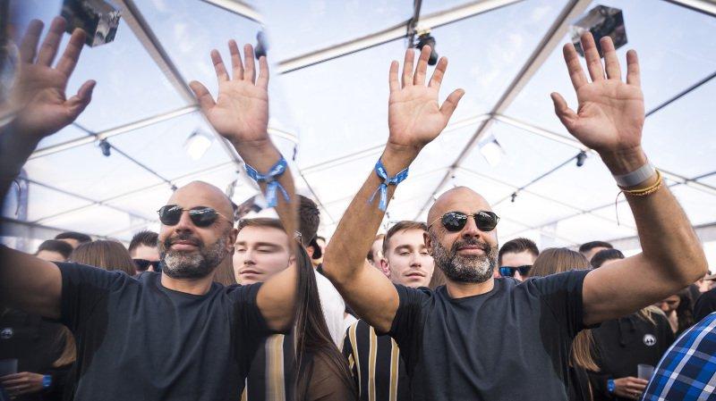 Le Caprices Festival a accueilli 25'000 clubbers à Crans-Montana