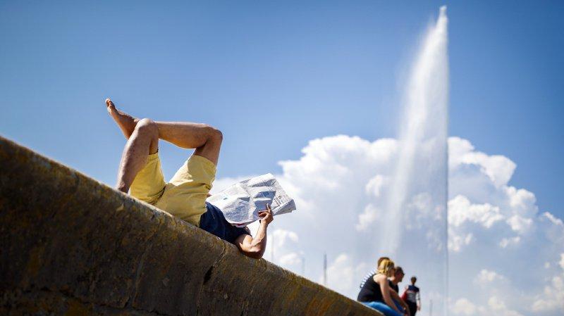 La Ligue suisse contre le cancer met en garde contre une exposition intempestive au soleil. (illustration)