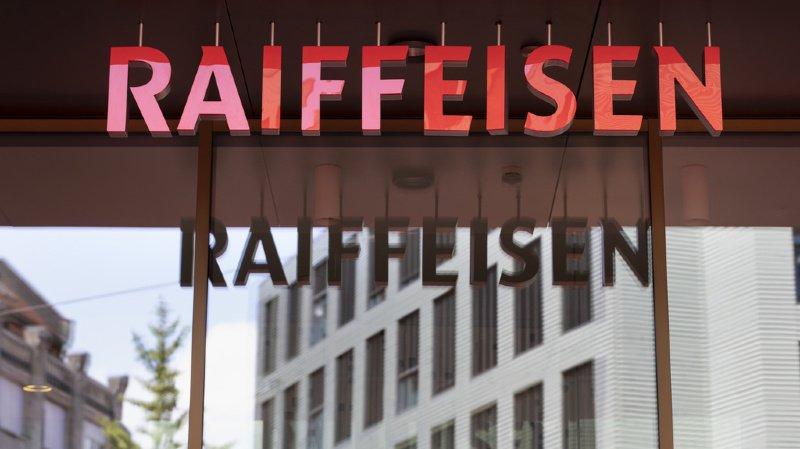 Raiffeisen va supprimer jusqu'à 200 postes de travail