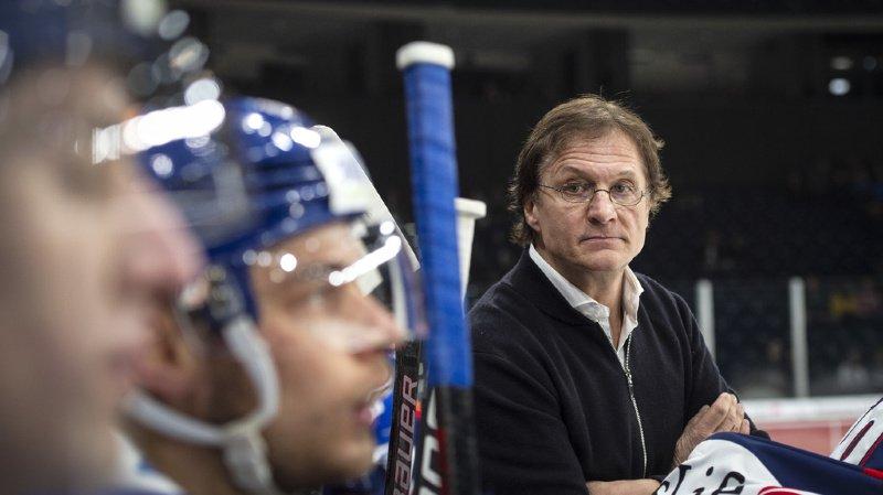 Hockey: Arno Del Curto n'est plus l'entraîneur des Zurich Lions