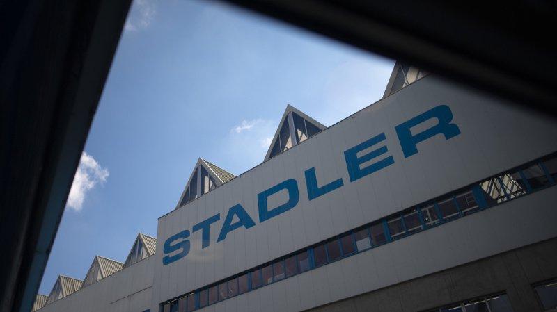 Transports: le fabricant de trains Stadler Rail réussit son entrée en Bourse