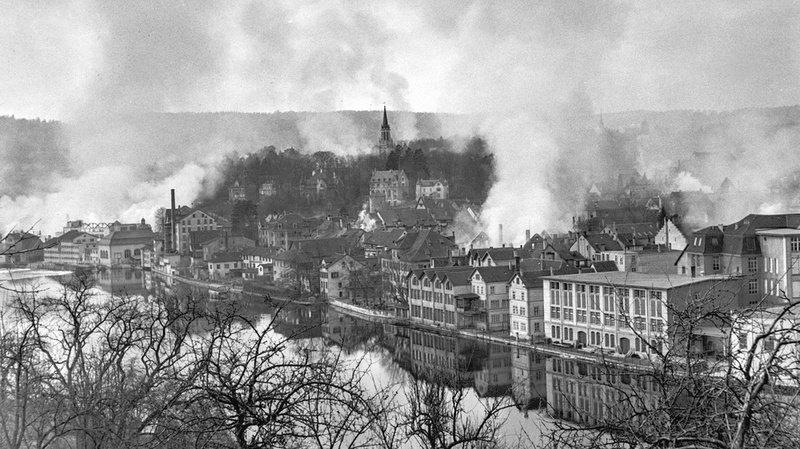 Il y a 75 ans, les forces aériennes américaines bombardaient Schaffhouse par erreur
