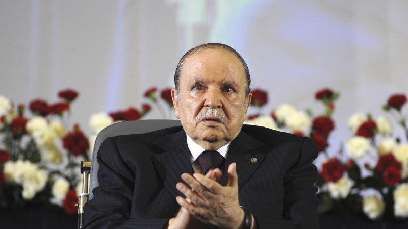 Algérie: le président Abdelaziz Bouteflika quitte le pouvoir avec effet immédiat