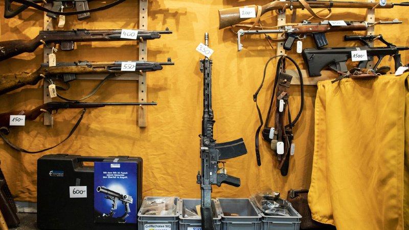 Votations fédérales du 19 mai: le comité pour la révision de la loi sur les armes lance sa campagne