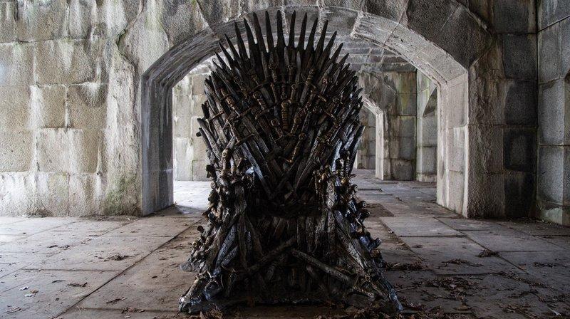 """Pour la première fois, la RTS diffusait dans la nuit de dimanche à lundi un épisode de la série """"Game of Thrones"""" simultanément à la plateforme HBO. (Illustration)"""