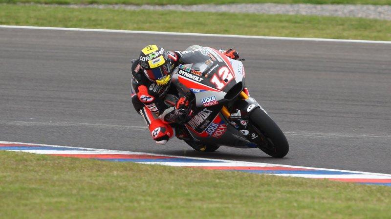 Moto2: déception pour Lüthi