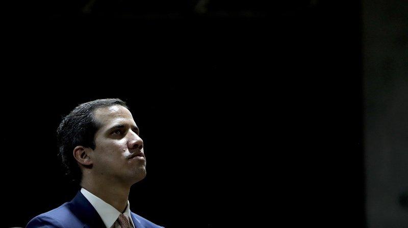"""""""Ce n'est même plus de la persécution. C'est l'inquisition"""" a déclaré Juan Guaido."""