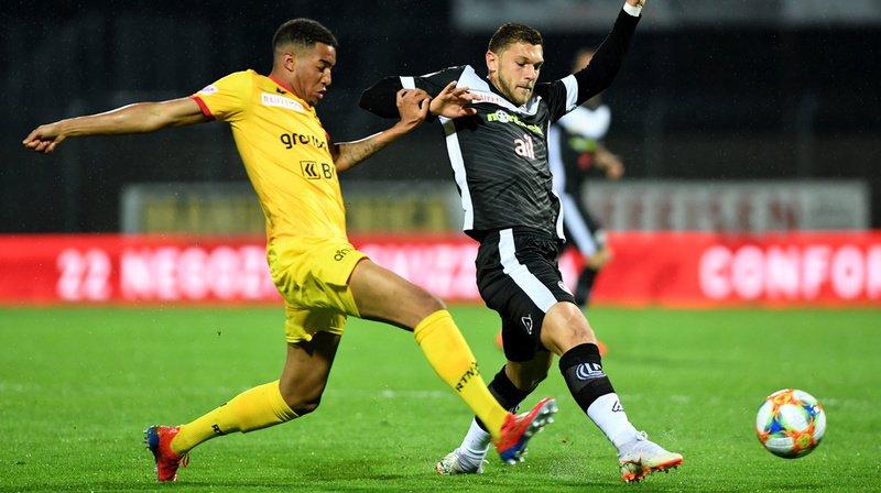 Football - Super League: Neuchâtel Xamax fait match nul contre Lugano