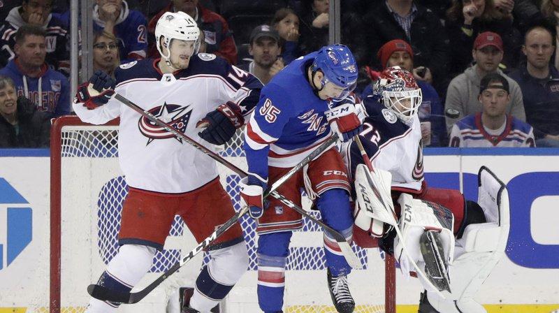 Hockey – NHL: Dean Kukan et les Columbus Blue Jackets prennent le dernier ticket pour les play-off