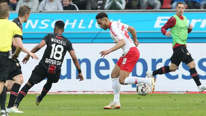 Football: Matheus Cunha, ancien attaquant du FC Sion, marque un but d'anthologie avec Leipzig