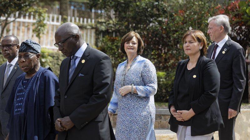 Génocide rwandais: Marina Carobbio représente la Suisse à Kigali