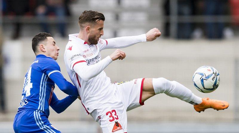 Super League: Le FC Sion partage l'enjeu avec Lucerne