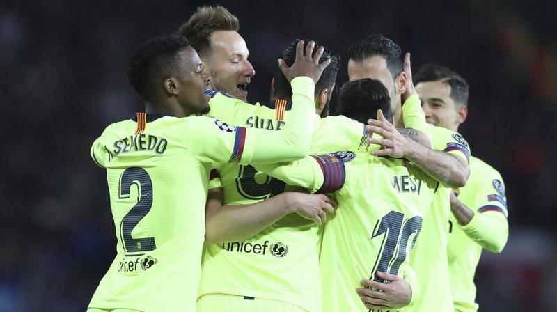 Football - Ligue des champions: Le Barça bat Manchester United 1 à 0, Ajax et Juventus terminent sur le score de 1 à 1