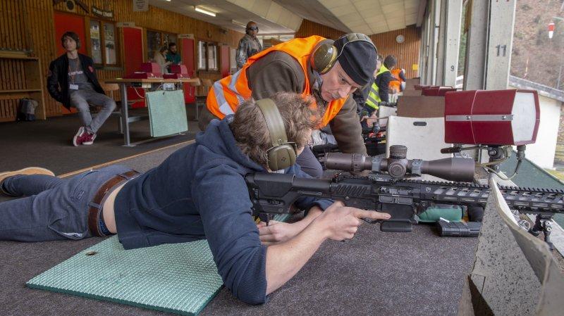 Incompris, les tireurs ouvrent leurs portes pour militer contre la loi sur les armes