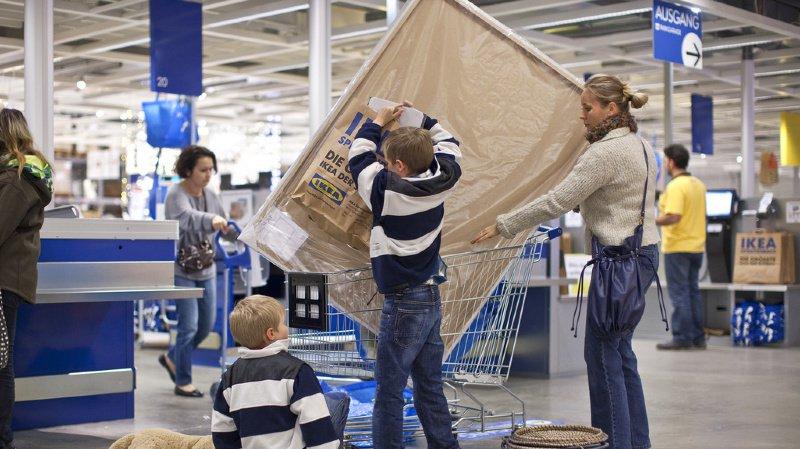 Ameublement: Ikea étend son concept de location de meubles testé en primeur en Suisse